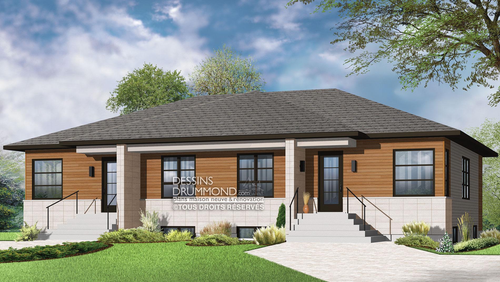 Construction maisons neuves